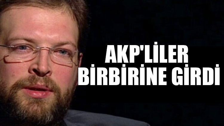 AKP'liler birbirine girdi