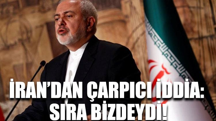 İran'dan çarpıcı iddia: Sıra bizdeydi!