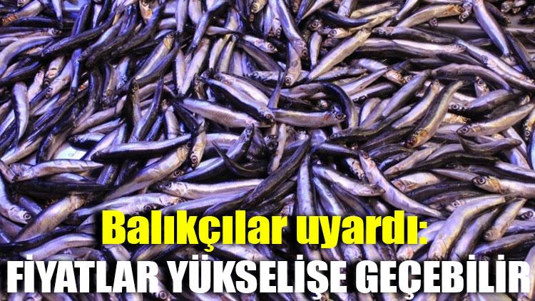 Balıkçılar uyardı: Fiyatlar yükselişe geçebilir