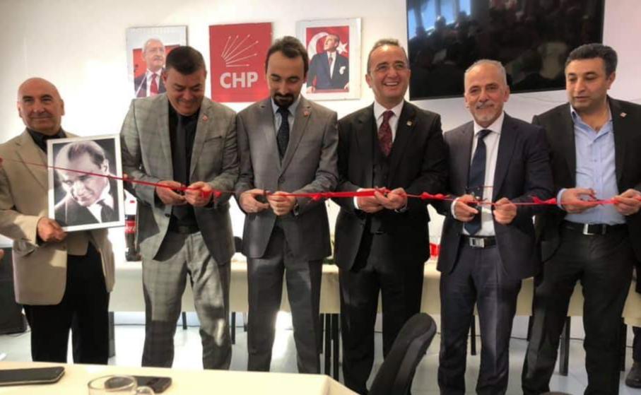 CHP Avusturya'da ikinci bürosunu açtı