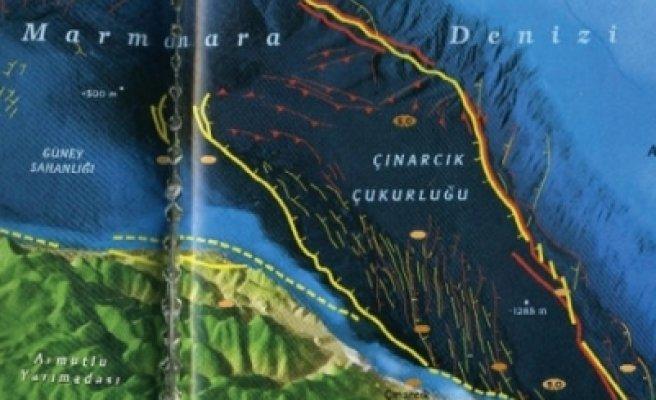 Marmara sallandı! İstanbul, Bursa, Kocaeli hissetti