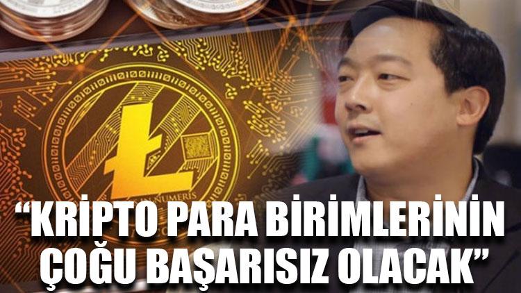 Litecoin / Lee: Kripto para birimlerinin çoğu başarısız olacak