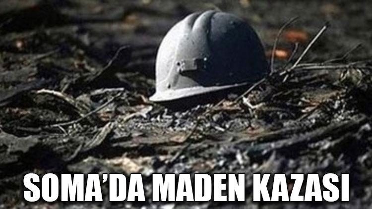 Soma'da maden kazası