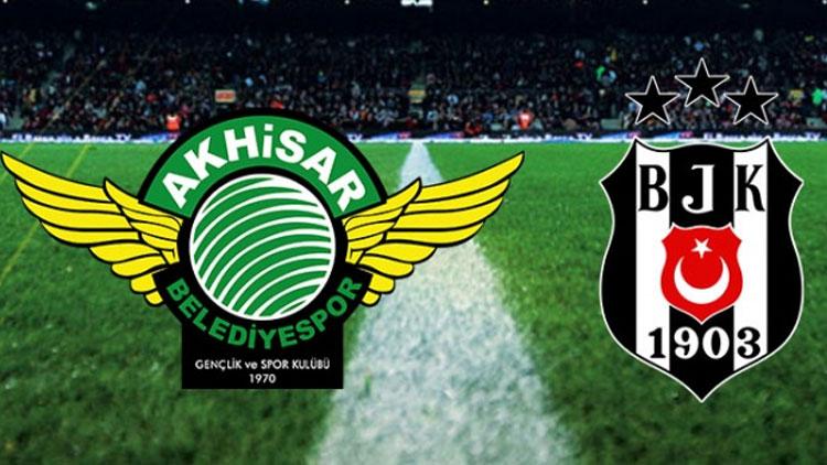 PFDK'dan Akhisarspor - Beşiktaş maçı kararı!