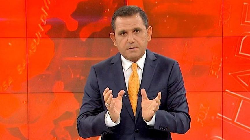 RTÜK cezası alan Fatih Portakal haberleri sundu