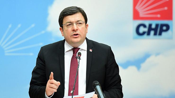 CHP'li Erkek'ten İş Bankası iddiası: Kredi için Katarlılara güvence yapılacak