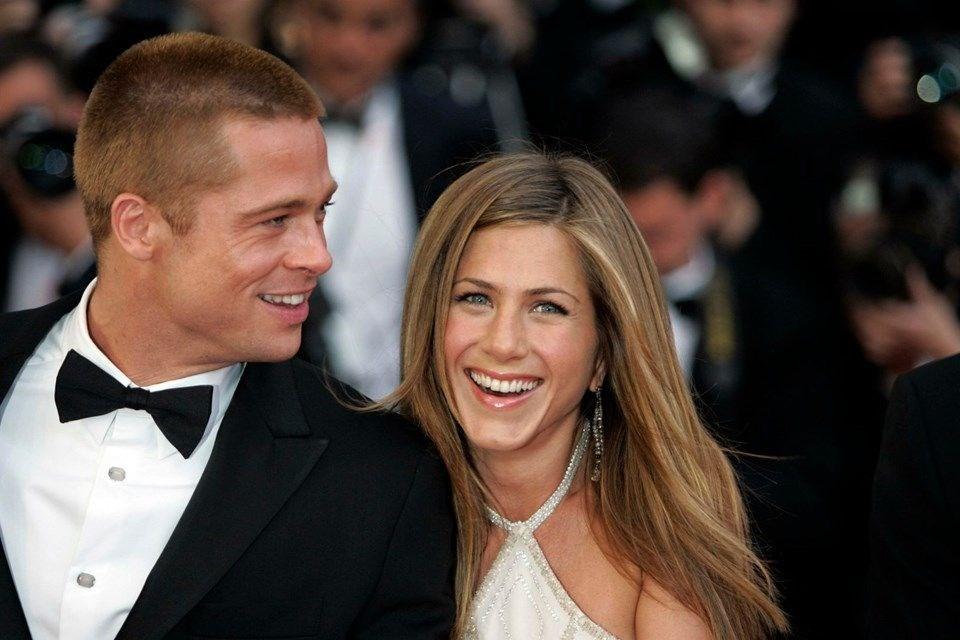 Brad Pitt eski eşi Jennifer Aniston'un doğum gününe katıldı