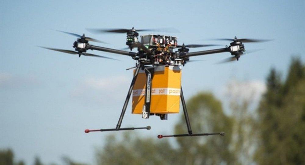 PTT'den drone hamlesi
