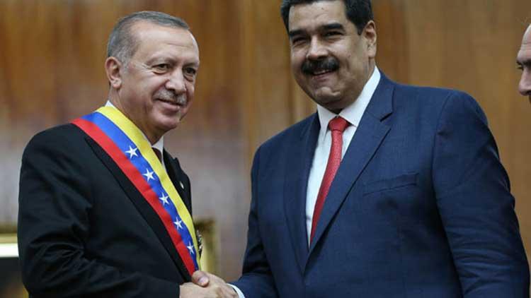 """""""Venezuela'nın Türkiye'ye giden altınları, makarna ve süt tozu olarak dönüyor"""""""