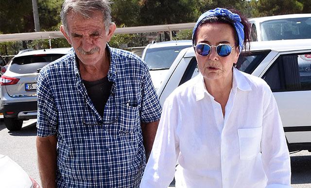 Ünlü oyuncu Fatma Girik şikayetinden vazgeçti