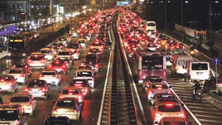 2018'de trafiğin en çok sıkıştığı şehirler açıklandı: İstanbul kaçıncı sırada?