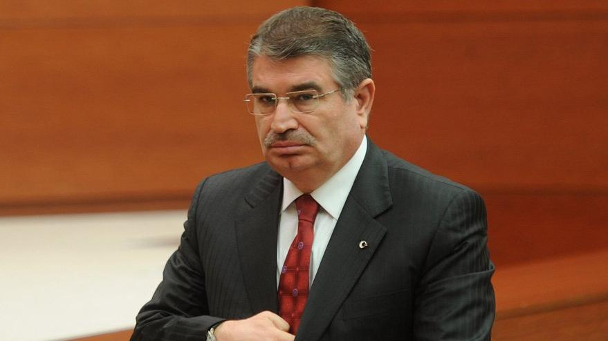 İdris Naim Şahin İYİ Parti'den aday oldu!