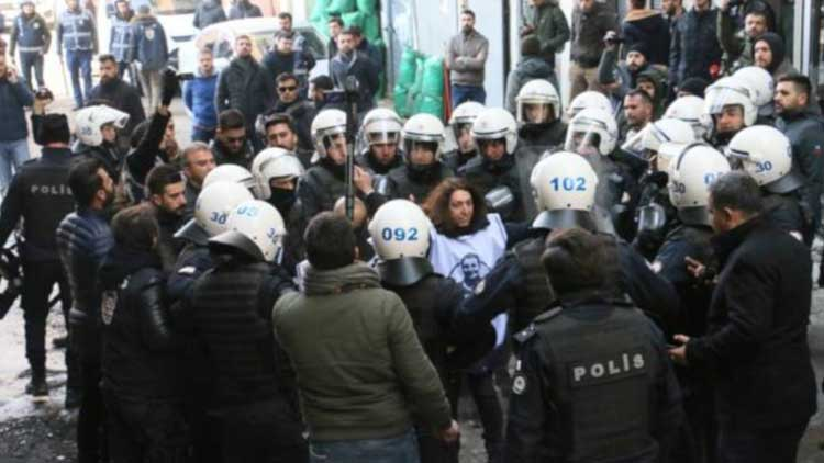Polisin kolunu ısıran HDP'li vekil hakkında yeni gelişme