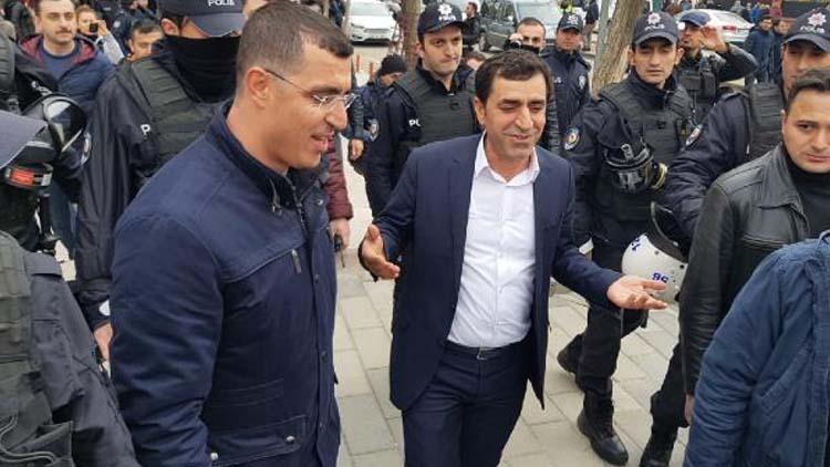 HDP'lilerin yürüyüşüne bugün de izin çıkmadı