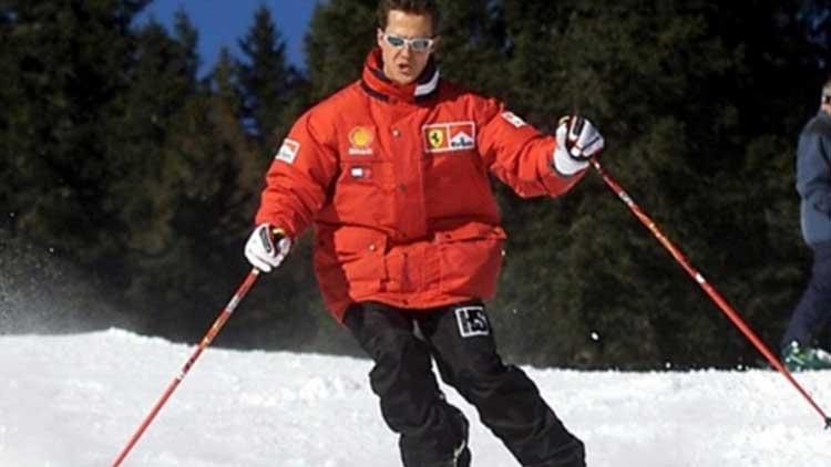 6 yıl sonra Schumacher'dan iyi haber