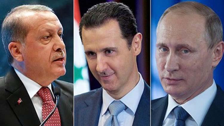 Rusya'dan Ankara'ya soğuk duş: Esad'a sormadan yapamazsınız