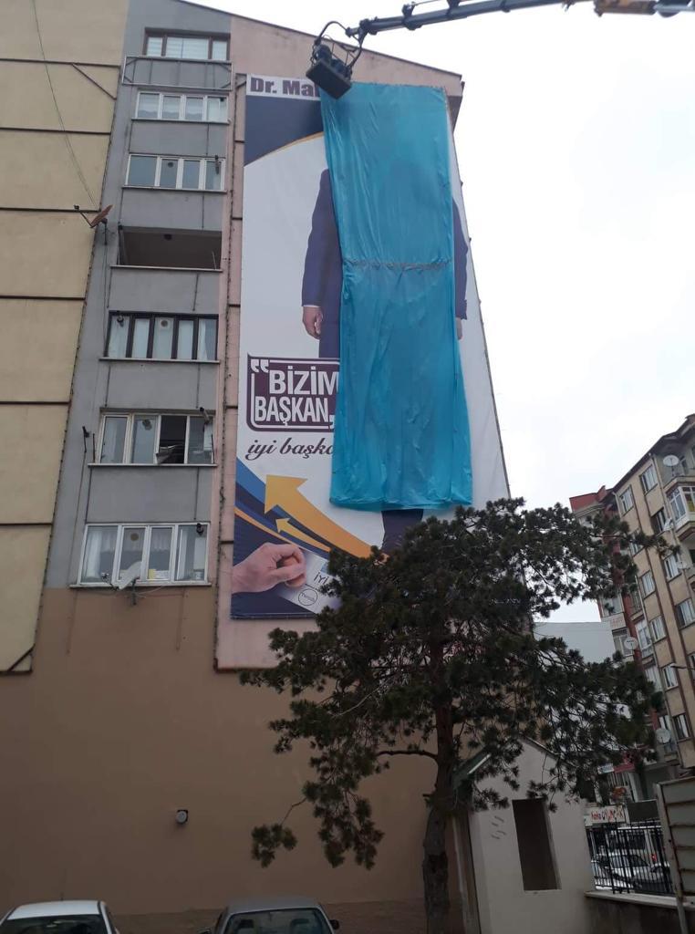 HalkTV.com.tr Özel Haber | Skandal: Erdoğan gelecek diye muhalefetin üstünü örttüler!
