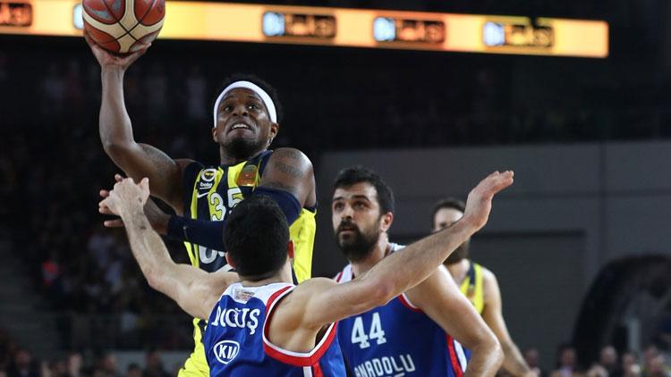 Fenerbahçe Beko, Anadolu Efes'i yenip kupaya uzandı