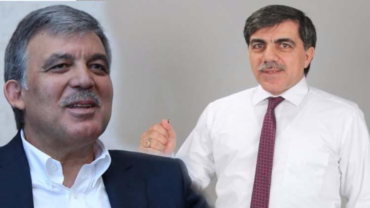 Şaşırtan benzerlik!  'Abdullah Gül sahaya indi'
