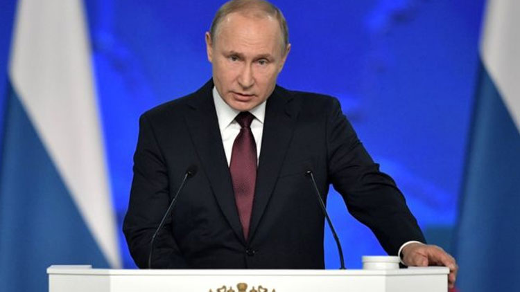 Putin'den ABD'ye füze resti: 'Yaparsanız...'