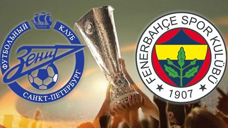 Zenit 3-1 Fenerbahçe