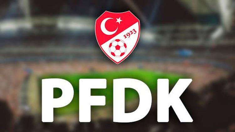 PFDK'dan Beşiktaş ve Fenerbahçe'ye para, Başakşehir'e ihtar cezası!