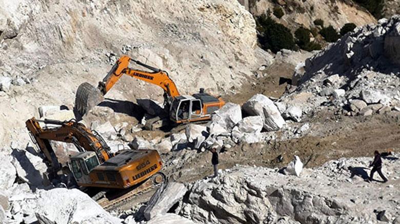 İşçiler tonlarca kayanın altında kalıp ölmüştü...Göçükle ilgili kahreden ihmal