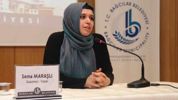 AKP'li kadın yazar polis tacizini savundu: 'Demek ki öyle tutması gerekmiş'