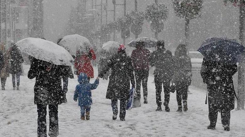 Meteoroloji kar için saat verdi... Yağış ne zaman sona erecek?