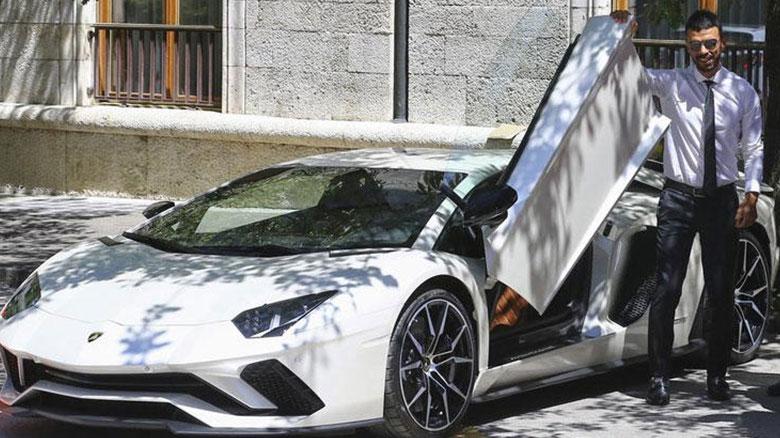 TBMM'ye Lamborghini ile giden Sofuoğlu: Çocuklara örnek oluyorum