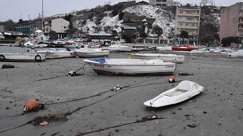 Tekirdağ'da korkutan görüntü: 'Depremin ardından ilk kez oldu'