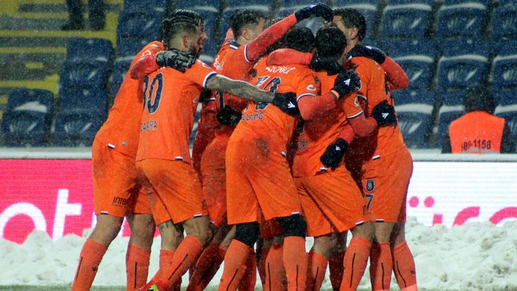 Medipol Başakşehir 3-0 Bursaspor