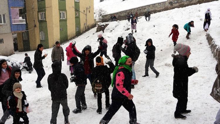 Kırklareli Valiliği kar tatili açıklaması yaptı