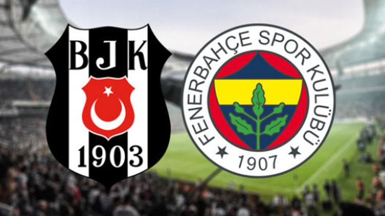 Tarihi derbide son düdük çaldı: Beşiktaş 3-3 Fenerbahçe!