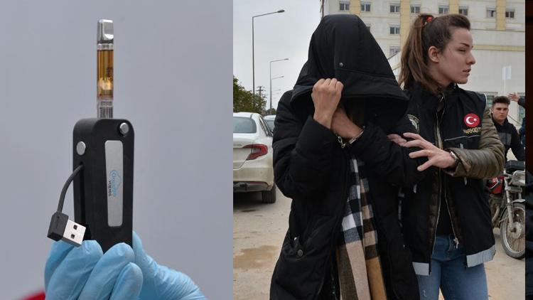 ABD'den kargoyla uyuşturucu gönderilen kimyager Selin'e gözaltı