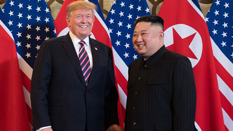 ABD ile Kuzey Kore anlaşamadı
