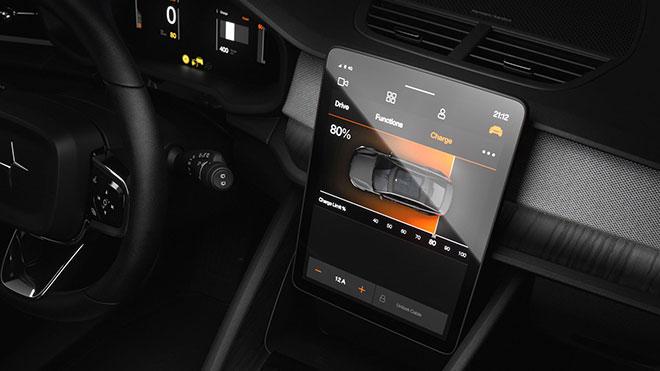 Tesla'nın yeni rakibi Volvo Polestar 2 tanıtıldı