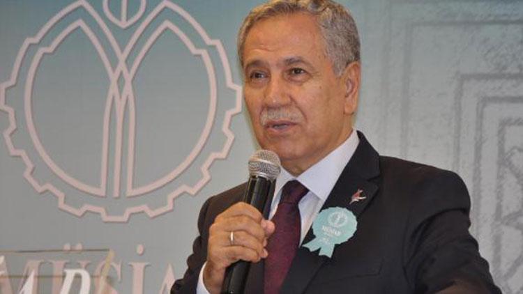Ahmet Hakan duyurdu: Arınç eskiden CHP'liymiş