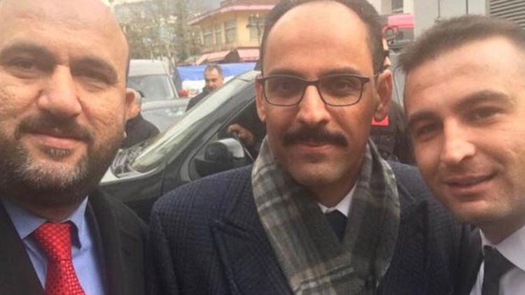 Skandal! Fotoğrafları ortaya çıktı: İl seçim müdürü AKP mitinginde
