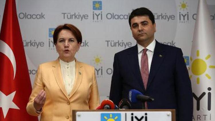 İYİ Parti ve DP'den ortak karar