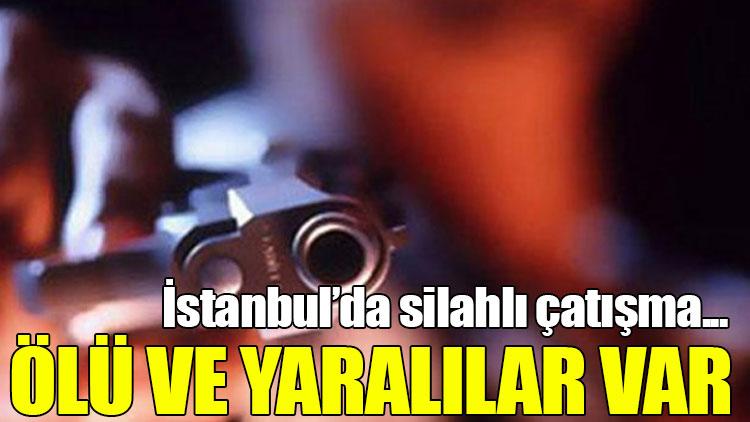 Arnavutköy'de silahlı çatışma: Çok sayıda ölü ve yaralı var