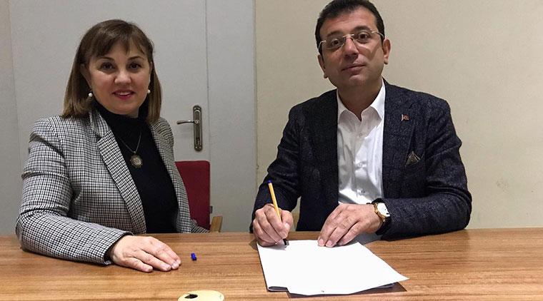 Mansur Yavaş'ın ardından iki aday daha şeffaflık taahütnamesini imzaladı