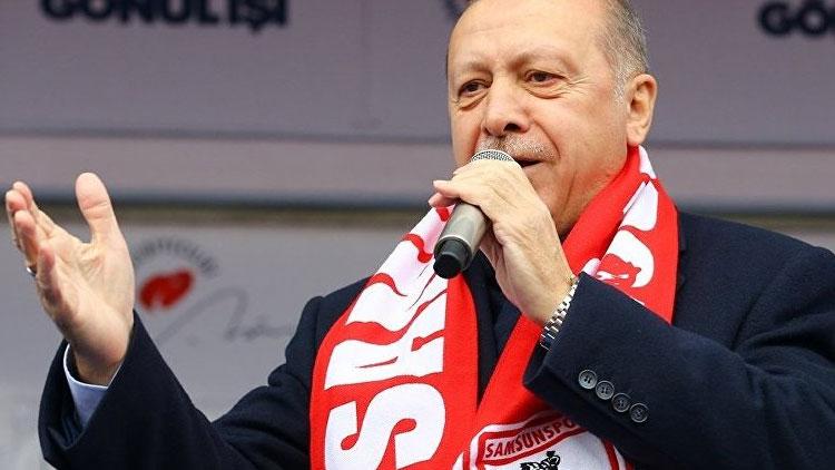 Erdoğan: 'Bizim için medyanın değil, meydanın ne dediği önemli'