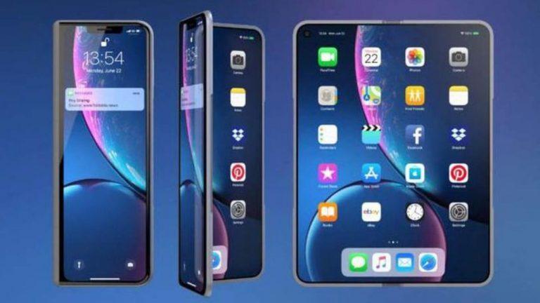 Samsung, Apple'a katlanabilir ekran örneği gönderdi!