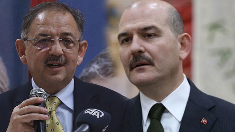 CHP'li Özgür Özel: ' Süleyman Soylu, Özhaseki'yi ezdi'