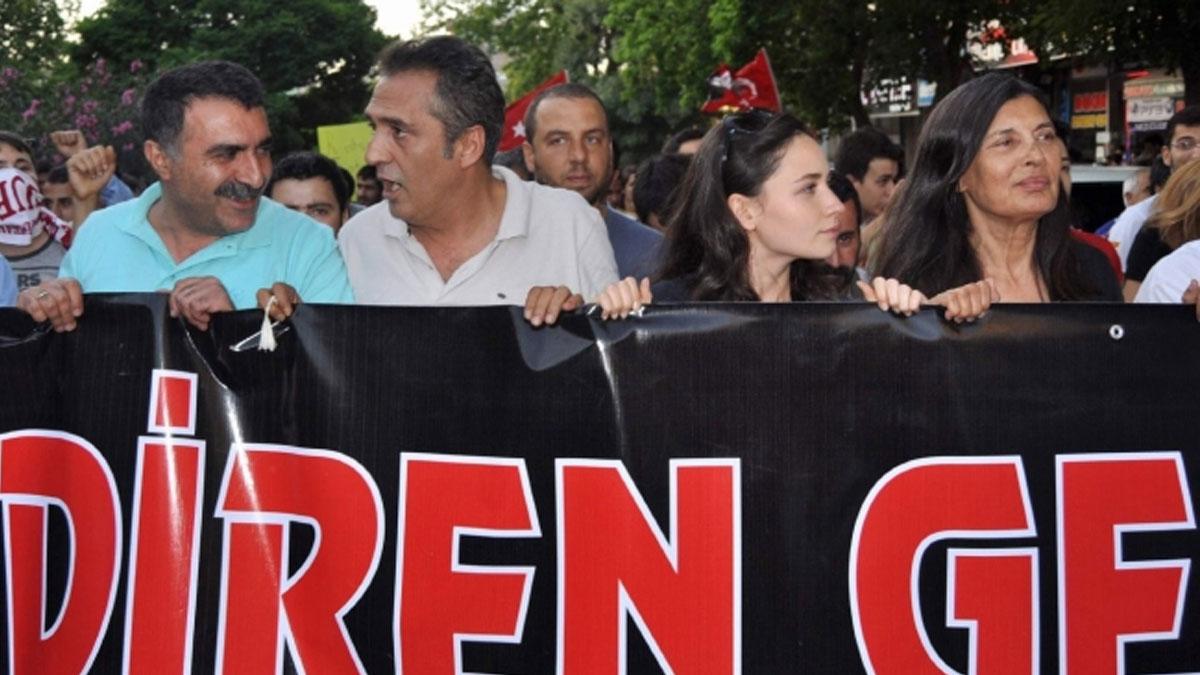 Direnişten doğum günü kutlamasına: Yavuz Bingöl de Gezi iddianamesinde