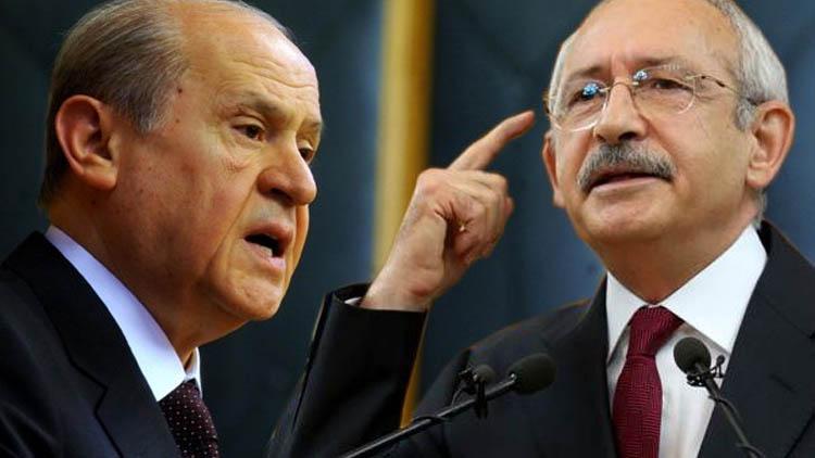 Bahçeli: Kılıçdaroğlu, şahsımdan özür dilemek mecburiyetindedir