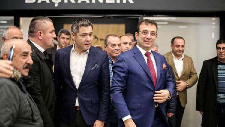 İmamoğlu'ndan Erdoğan'a yanıt: Parti kongresine bekleriz