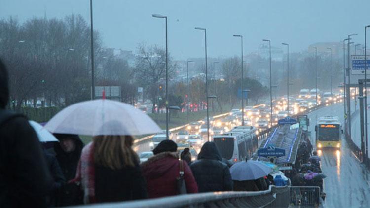 Bahar kısa sürdü: Meteoroloji'den son dakika yağış uyarısı
