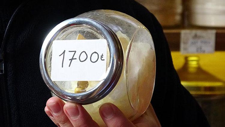 Astıma, bronşite iyi geliyor: Kilosu 1700 TL